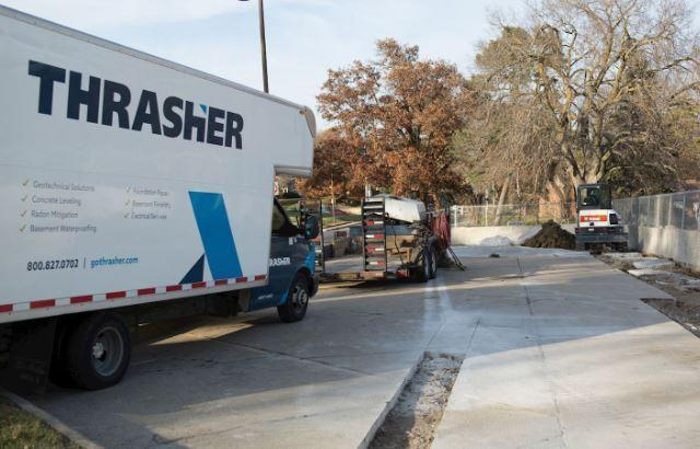 Thrasher Basement and Foundation Repair Relocates from El Dorado to Wichita - Image 1