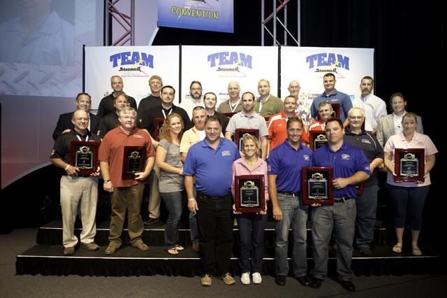 Woods Basement Systems has recently been awarded at the Team Basement Systems International Conventi...