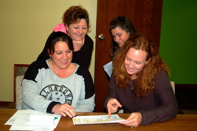 Basement Systems of West Virginia's management team is comprised of four female professionals out of a six-person team.