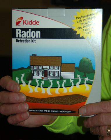 Basement Systems of West Virginia encourages residents to test their homes for radon
