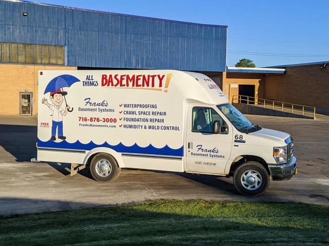 Frank's Basement Systems continues its explosive growth and doubles its current service area with an...
