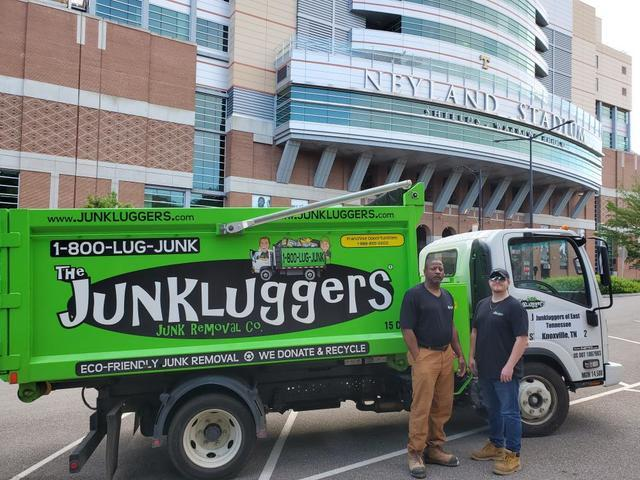 The Junkluggers of East Tennessee has been established in the Knoxville, TN area and joins the Maste...