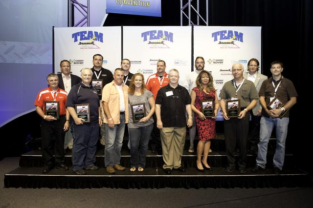 Master Dry Basement Systems has recently been awarded at the Team Basement Systems International Con...