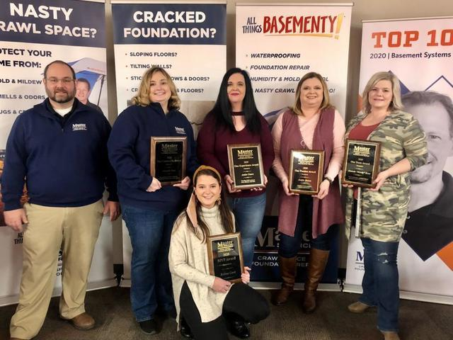 Basement and foundation repair company Master Services will host a job fair at its Clinton Highway o...