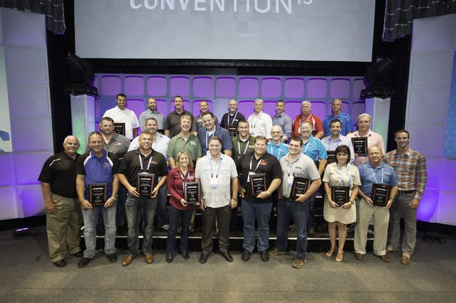 N Square, Inc, Receives Recognition at 2015 TEAM Basement Systems Convention - Image 1