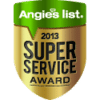 Redeemers Group Earns Esteemed 2013 Angie's List Super Service Award