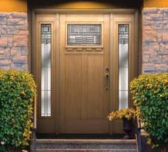 Dr. Energy Saver Now Offering Premium Steel and Fiberglass Entry Doors - Image 1