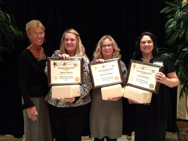 Dr. Energy Saver CT Employees Win Service Award