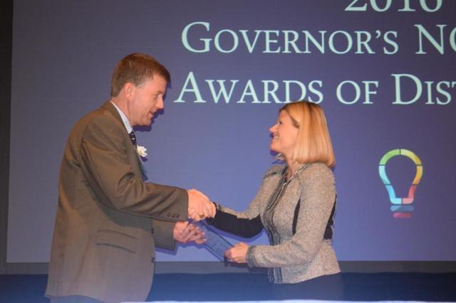 GSM RECEIVES 2016 GOVERNOR'S NCWORKS AWARD OF DISTINCTION. - Image 2