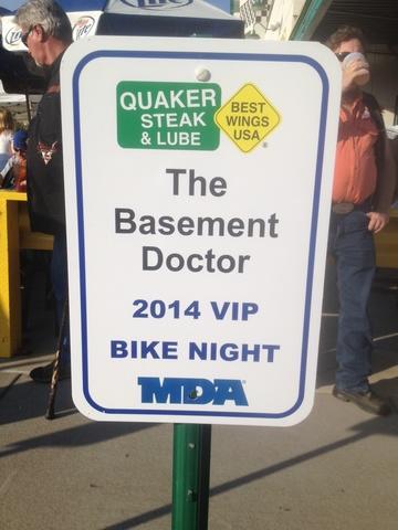 The Basement Doctor Cincinnati helps support the Muscular Dystrophy Association! - Image 1