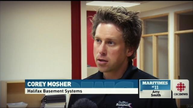 Halifax Basement and CBC News