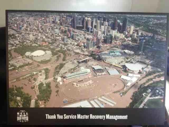 ServiceMaster Restoration By Wills Helps With Cleanup of the Calgary Stampede - Image 3