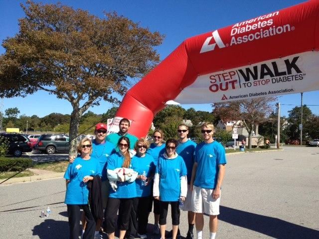 Servicemaster Restoration by Wills Joins Step out Walk To Stop Diabetes For A Second Year - Image 1
