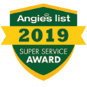 Cantey Foundation Specialists Earns 2019 Angie\'s List Super Service Award - Image 1