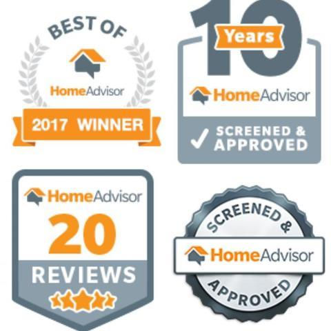 Saber is a Best of 2017 Winner for Home Service Professionals! - Image 1