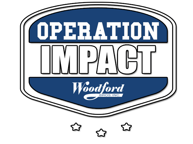 operation Impact Woodford Logo