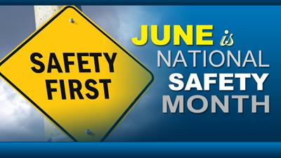 June is National Safety Month - Image 1