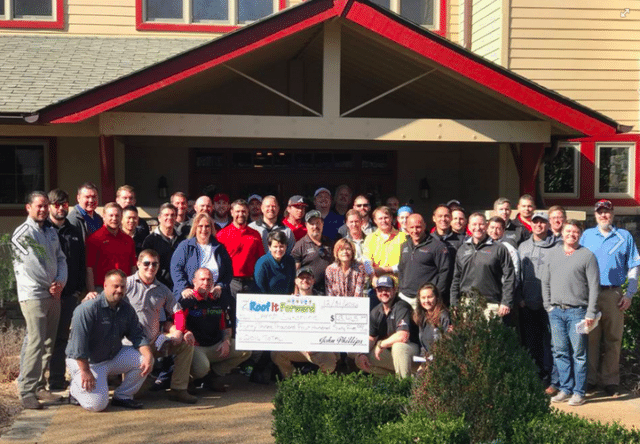 Arac Roof It Forward Announces 2016 Donation Total To Camp
