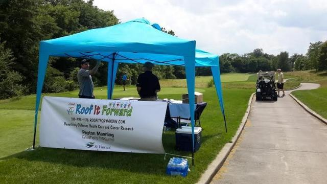 ARAC Roof It Forward Indiana sponsors Touchdown for Kids Golf Tournament - Image 3
