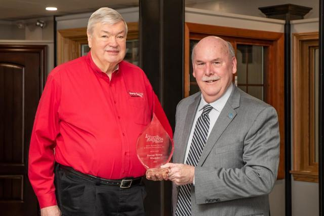 Energy Swing Windows Receives the BBB Torch Award for Business Ethics for an Unprecedented Fourth Time - Image 1