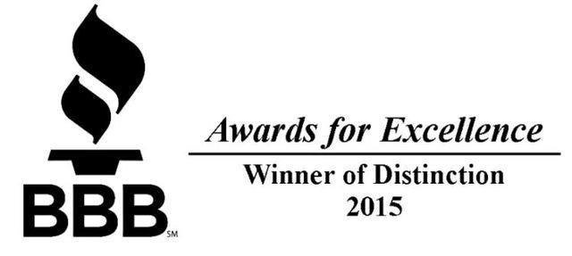 The Pinnacle Award is the Better Business Bureau's most prestigious company service award, presented...