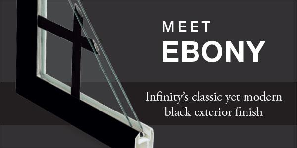 Marvin Fiberglass Window Ebony Exterior Now Available