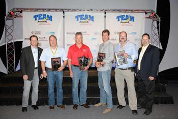 Adirondack Basement Systems was awarded at 2013 Team Basement Systems Convention