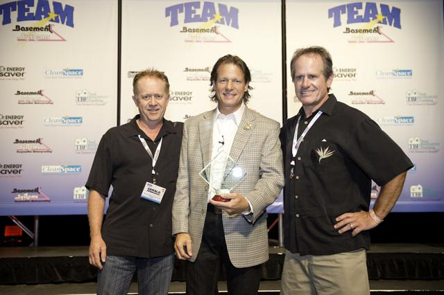 Basement Systems Vancouver has recently been awarded at the Team Basement Systems International Conv...