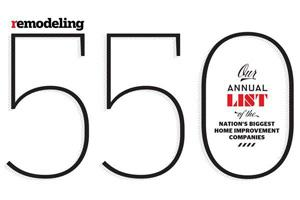 Woods Basement Systems Recognized on Remodeling 550 List