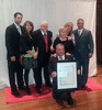 BQ Basement Systems recognized with Customer Service Excellence of the Year award