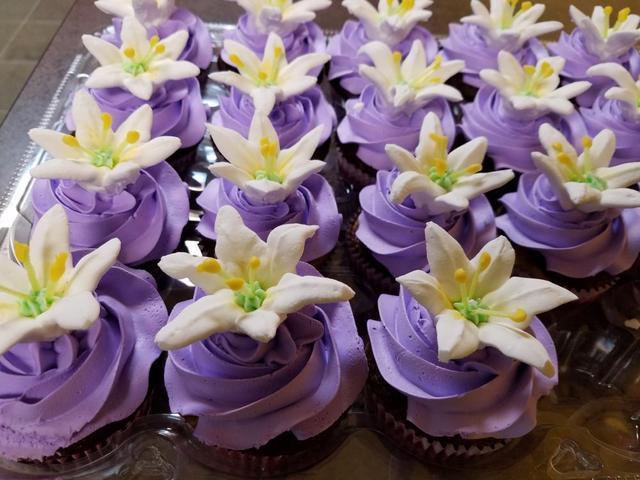 Betty Cupcakes